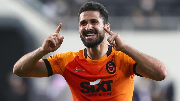 Emre Akbaba attı Süper Lig rekoru geldi