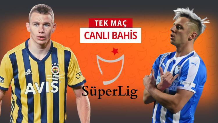 BB Erzurumspor'da Fenerbahçe karşısında çok önemli eksik! Bu maça iddaa oynayanların %44'ü...