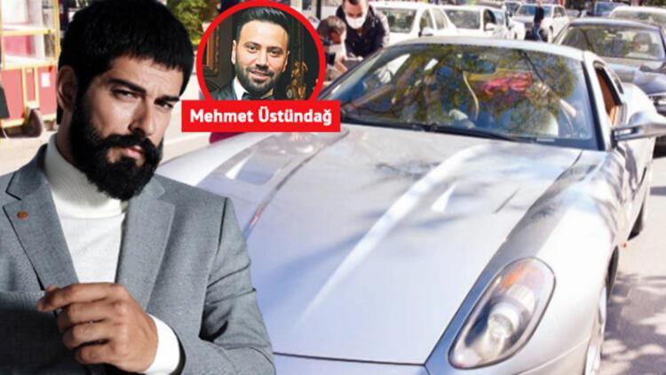 Burak Özçivit otomobilini yeniledi... Fiyatı dudak uçuklattı!