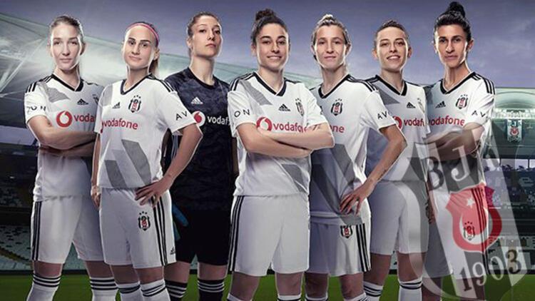 Beşiktaş kadınlarda da şampiyonluğa koşuyor