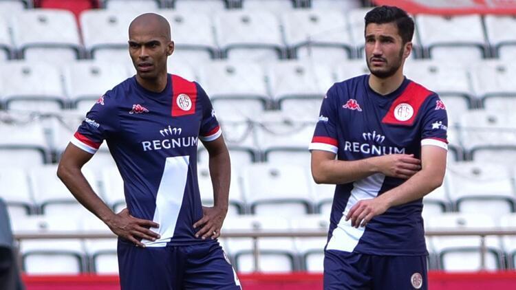 Antalyaspor iç sahada galibiyete hasret