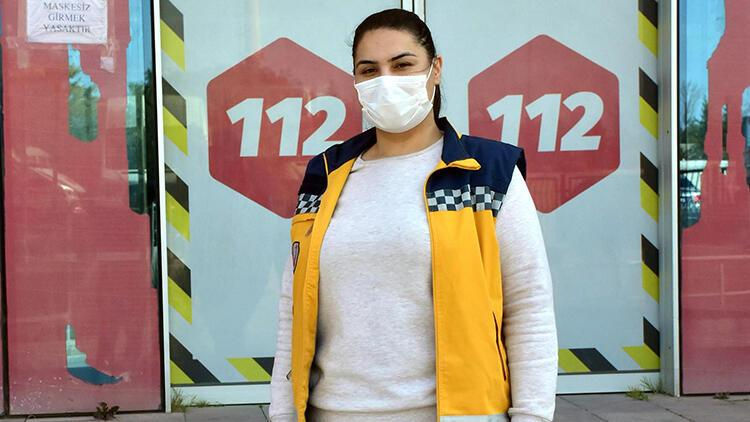 Koronavirüsü yenen sağlık personeli Didem'den 'Aşı olun' çağrısı