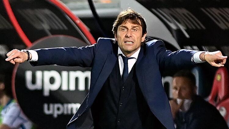 Inter 11 yıl, Conte 7 yıl aradan sonra Serie A'da zirvede