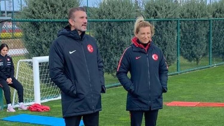 """Necla Güngör Kıragası: """"En büyük hedefimiz, çıktığımız her maçta ülkemizi en iyi şekilde temsil etmek..."""""""