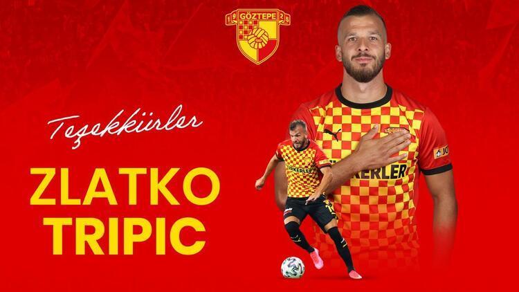 Göztepe'de Zlatko Tripic'le yollar ayrıldı! Viking yolcusu...