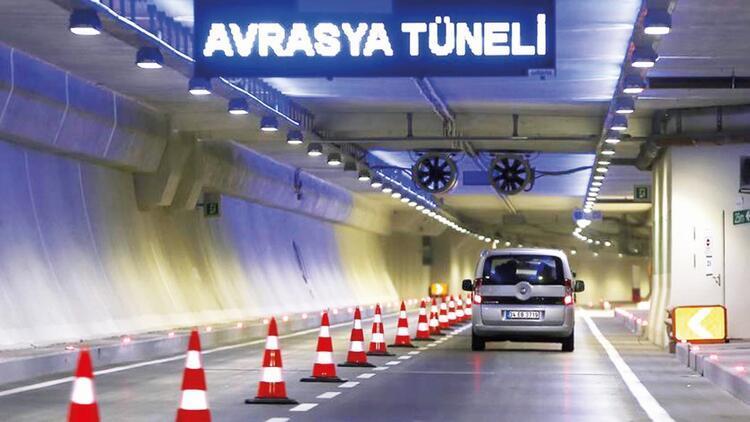 Avrasya Tüneli'nden 6 milyar lira katkı