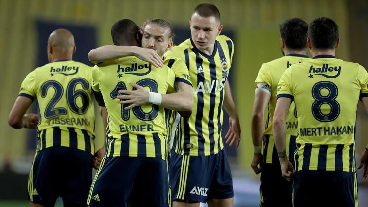 Fenerbahçe 3-1 Erzurumspor / Maç sonucu ve özeti