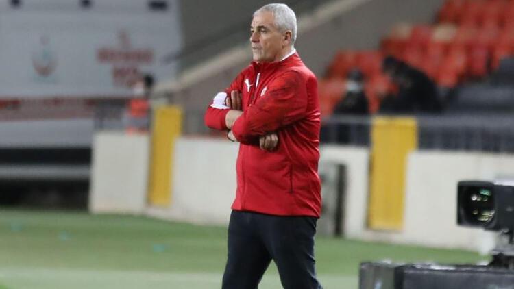 """Sivasspor'da Rıza Çalımbay'ın Avrupa hayali! """"Hedefimize ulaşmak istiyoruz"""""""