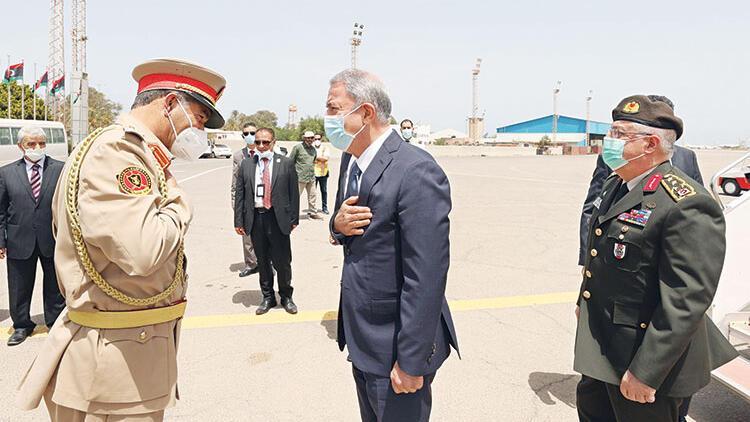 Libya'ya çıkarma