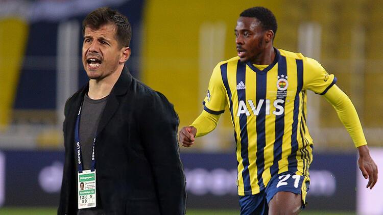 Fenerbahçe'de Emre Belözoğlu neden soyunma odasına gitti?