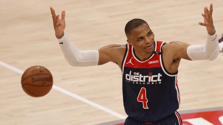 NBA'de Gecenin Sonuçları: Westbrook'tan tarihi performans!  14 sayı, 24 asist, 21 ribaunt...