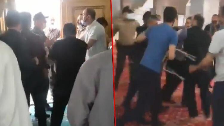 Gaziantep'te camide eylem yapan 76 kişi için karar