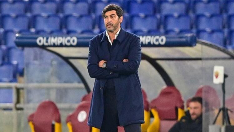 Roma, Paulo Fonseca ile devam etmeyecek! Maurizio Sarri sesleri...