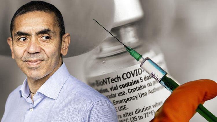 Son dakika haberi... Uğur Şahin'den müjdeli haber... Daha uzun süre dayanan Kovid-19 aşısı yolda!