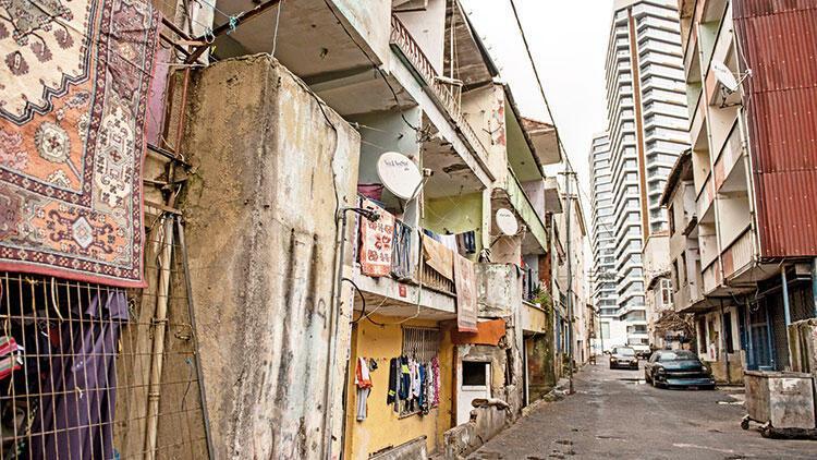 Riskli evler boşaltılıyor
