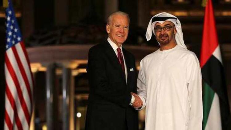 ABD Başkanı Biden, BAE Veliaht Prensi Al Nahyan ile telefonda görüştü