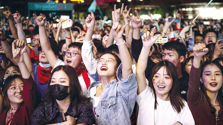 Hayat Çin'e güzel