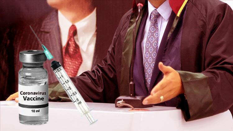 40 yaş ve üzeri avukatlar öncelikli Kovid-19 aşı programına dahil edildi