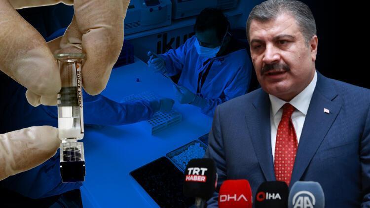 Sağlık Bakanı Fahrettin Koca'dan koronovirüs aşısı açıklaması... Üçüncü doz yerli olacak