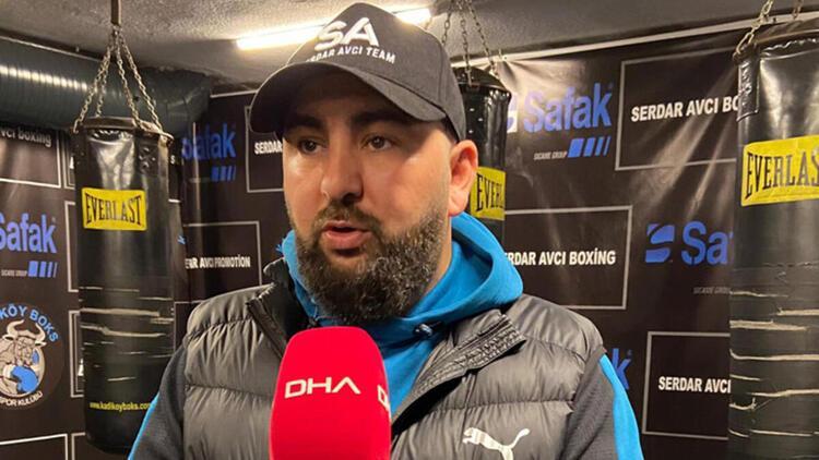 Boksör Serdar Avcı, dünya şampiyonluğu maçına hazırlanıyor