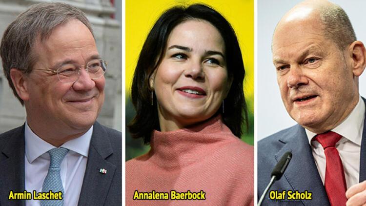 Almanların yüzde 40'ı başbakan adaylarını beğenmedi