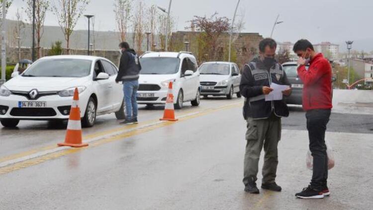 Doğu'da en fazla vaka oranı düşüşü Erzincan, Erzurum ve Iğdır'da