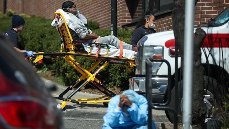 ABD'de Kovid-19 nedeniyle ölenlerin sayısı 578 bin 504'e yükseldi