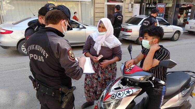 Edirne Valiliği'nden o paylaşımlara ilişkin açıklama: Herhangi bir ceza uygulanmamıştır
