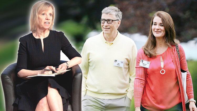 Ayrılığın nedeni Bill Gates'in eski aşkı mı