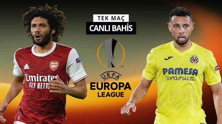 İspanya'da 2-1 kazanan Villarreal finale bir adım yaklaştı! Rövanşta Arsenal galibiyetine verilen iddaa oranı...