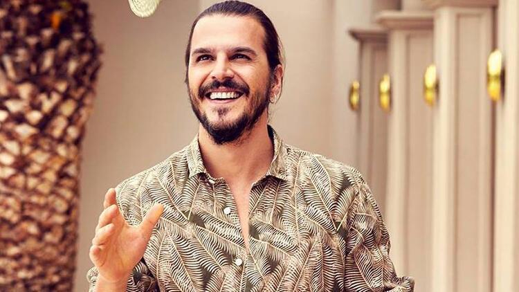 Mehmet Günsür '20'li yaşlar' akımına katıldı! Mehmet Günsür'ün gençlik fotoğrafına Cem Yılmaz yorumu