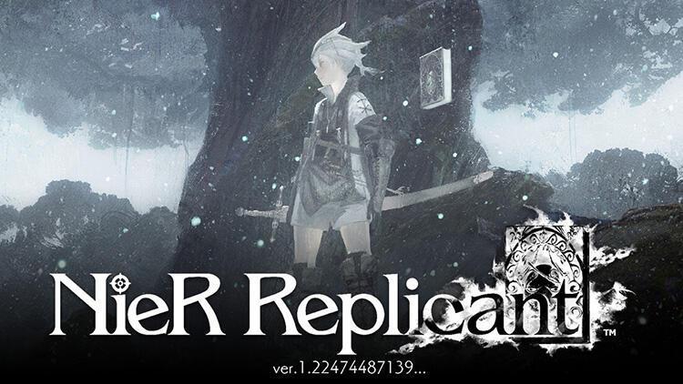 NieR Replicant, arafta kalan oyun…