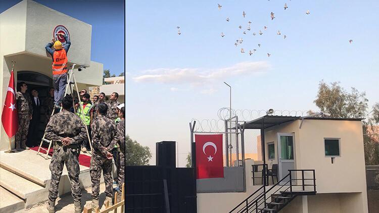 Türkiye'nin Musul Başkonsolosluğu yeniden hizmete açılıyor