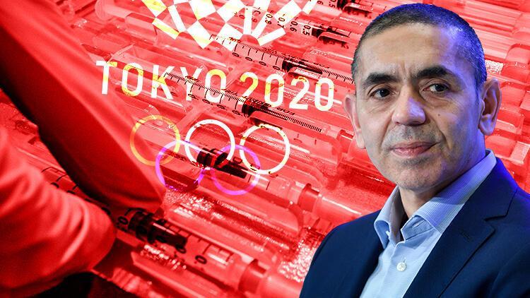 Son dakika: Pfizer-BioNTech'ten Tokyo Olimpiyatları için aşı bağışı! Resmi açıklamada Uğur Şahin de konuştu...