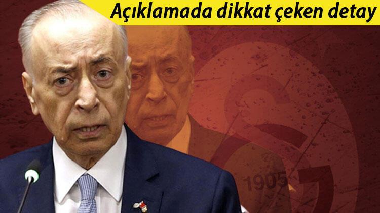 Son dakika: Galatasaray'da Mustafa Cengiz aday olmayacağını açıkladı!