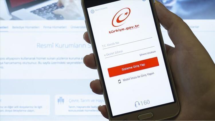 Transkript belgesi e-Devlet üzerinden alınabilecek