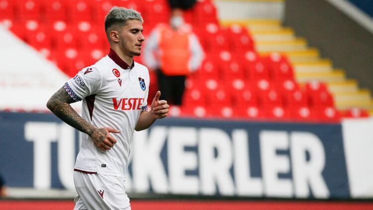 TFF Tahkim Kurulu, Trabzonsporlu Berat Özdemir'in 2 maçlık cezasını onadı