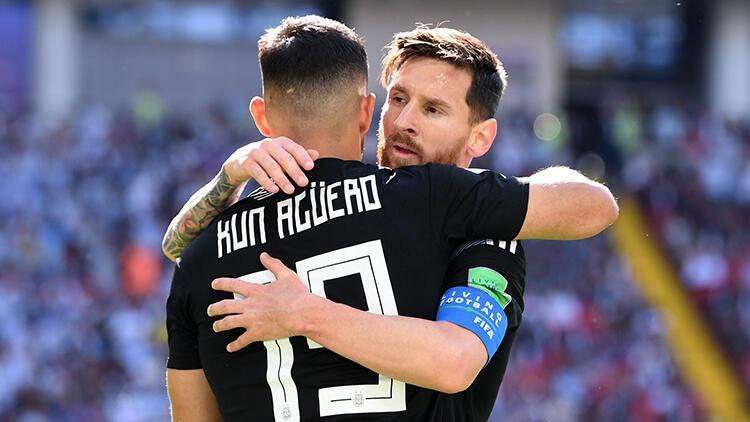 Barcelona'dan Sergio Agüero transferi için resmi adım!