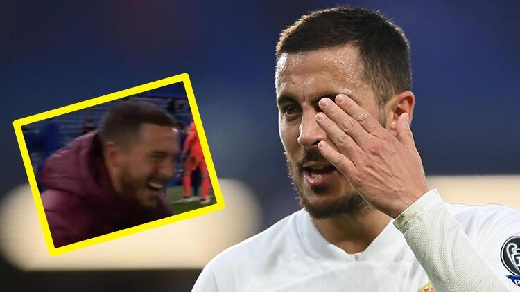 Chelsea-Real Madrid maçı sonrası tepki gören Eden Hazard özür diledi!