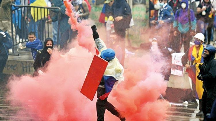 Kolombiya'da neler oluyor
