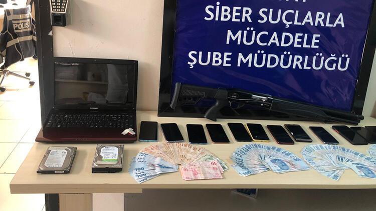 Kırıkhan'da yasa dışı bahis operasyonu: 21 gözaltı