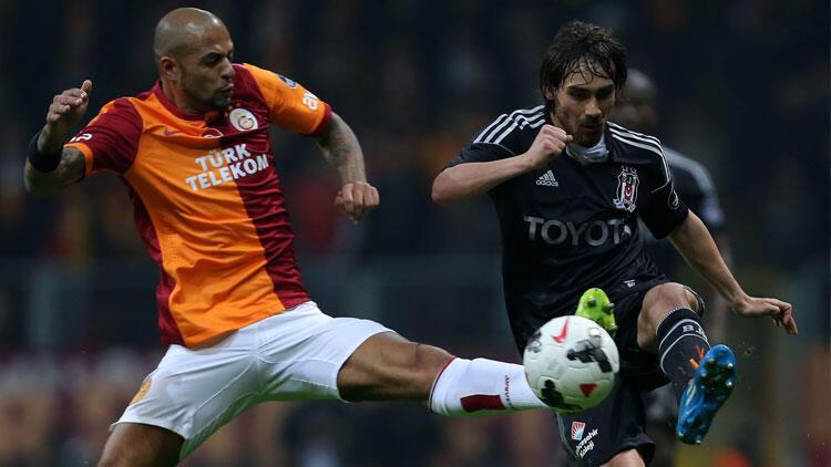 Galatasaray ile Beşiktaş 349. randevuda