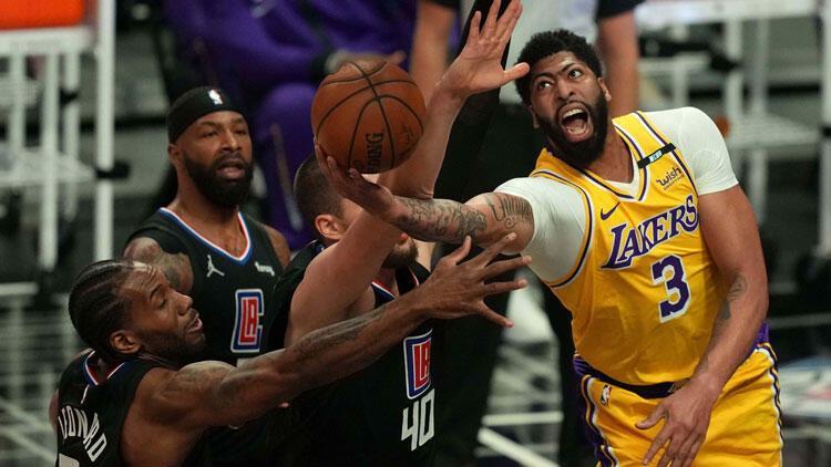 NBA'de gecenin sonuçları: Los Angeles derbisinde kazanan Clippers