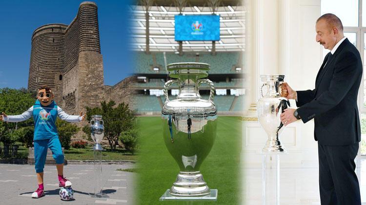 EURO2020 kupası Azerbaycan'ın başkenti Bakü'de