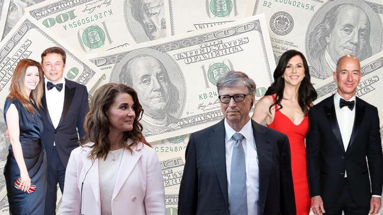 Bill Gates, Jeff Bezos, Elon Musk... Zengin boşanmaları neden mahkemeye gitmiyor?