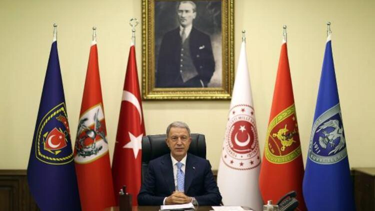 Bakan Akar, Türkiye - ABD İş Konseyi Yürütme Kurulu toplantısına katıldı
