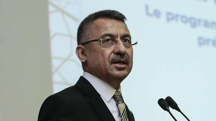 Cumhurbaşkanı Yardımcısı Oktay: İşletmeler için bürokrasiyi azaltacak düzenleme Meclis'te
