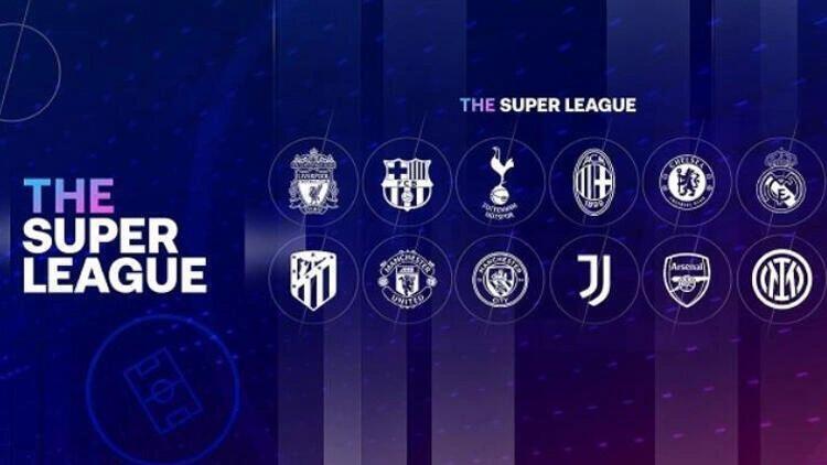 Son Dakika: UEFA'dan ağır Avrupa Süper Ligi yaptırımı! Gelirlerine el konuldu...