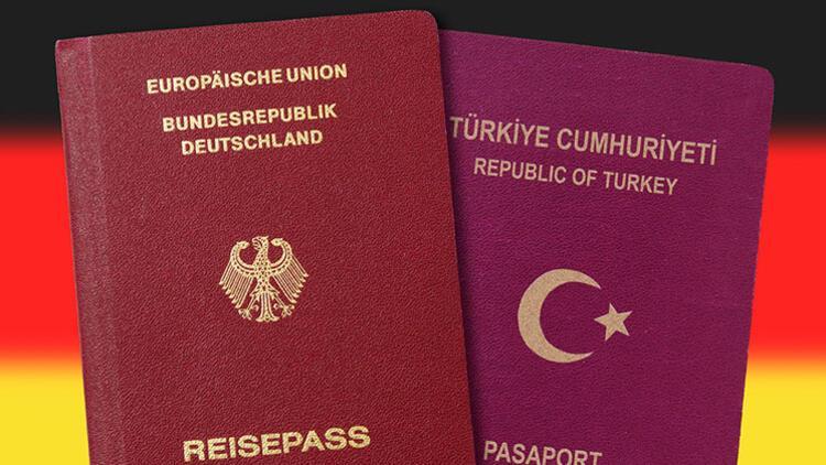 Kolaylaştırın şu Alman vatandaşlığını
