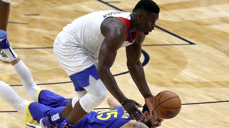 New Orleans Pelicans'ta şok sakatlık! Zion Williamson...